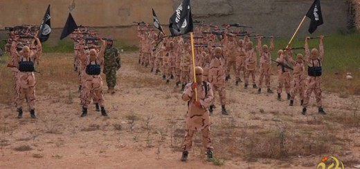 TRAINING THE 'CUBS' Inside the ISIS camps for new generation of terror