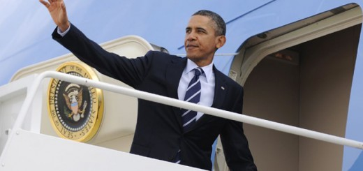 SECURITY BREACH?  Kenyan airline official leaks Obama's exact itinerary