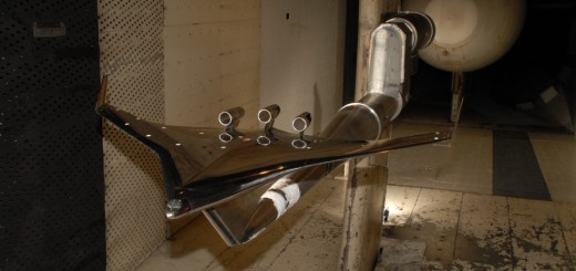 AEDC wind tunnel modernization benefits from 'in-house' fabrication capabilities