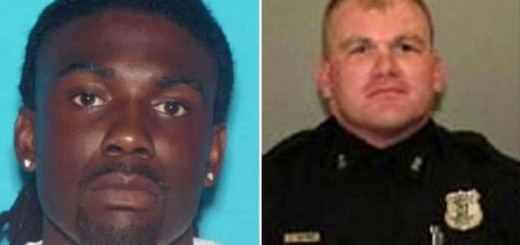 SUSPECT INSULTED? Police: Accused cop killer says he's 'not a coward'
