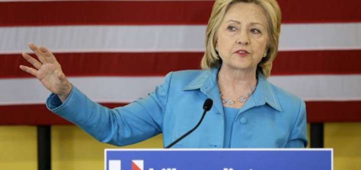 PRESSURE MOUNTS FBI investigating security of Hillary's e-mail server