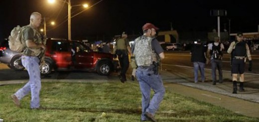 Oath Keepers arrival at Ferguson protest 'inflammatory,' top cop says - Police say store video shows suspect in Ferguson shooting
