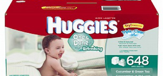 Parents claim glass found in Huggies wipes; company says they're fibers