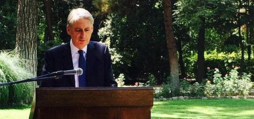 British embassy reopens in Tehran