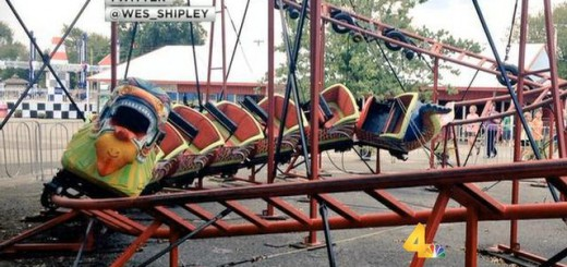 Safety questions raised over rides at fairs, amusement parks