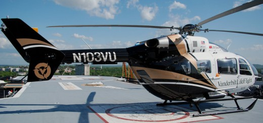 Vanderbilt University LifeFlight Eurocopter EC-145