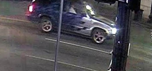 Police hope to find car with custom paint job in downtown robbery