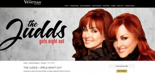 The Judds to do short residency in Las Vegas-media-1