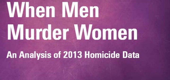 Tenn. Again Ranks in Top 10 States for Women Murdered by Men