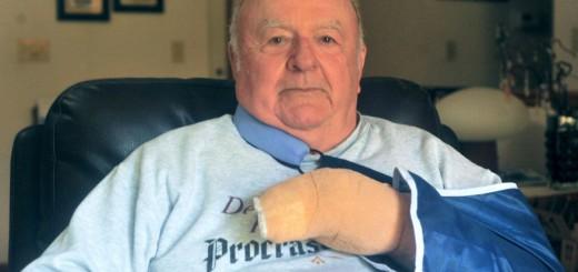 Hero James Vernon, 75