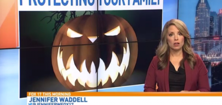 TRICK: Video Reminds Parents of Halloween Dangers