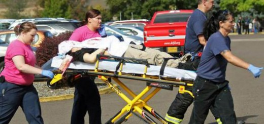 DEADLY CAMPUS RAMPAGE 10 confirmed killed, gunman dead in Oregon community college shooting