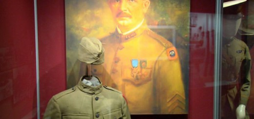 New exhibit honors World War I veterans, history