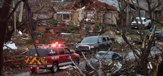'WE'RE ALL SUFFERING' At least 11 killed in North Texas tornado outbreak
