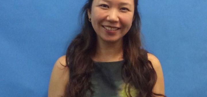 Principal Jaela Kim, of PS 169 in Sunset Park, Brooklyn.