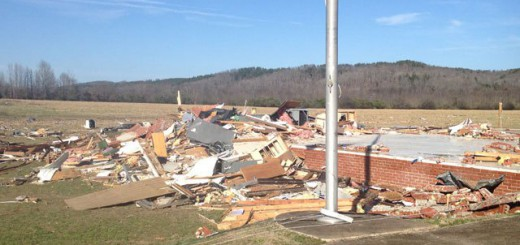 NWS confirms 4 tornadoes struck Wednesday