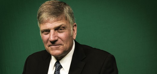 Franklin Graham, religious leader and son of Billy Graham in Washington, DC.